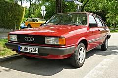 Audi 80 B2 (vwcorrado89) Tags: b2 audi 80 quattro