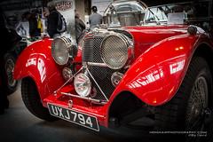 Jaguar SS (Digidiverdave) Tags: car vintage classiccar transport veteran sportscar motorcar davidhenshaw jaguarss henshawphotographycom