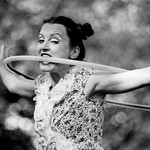 Photography: A Hula Hoop Performance