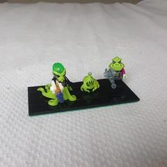 Aliens (Commins1) Tags: lego alien moc