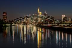 City Lights (Achim Thomae) Tags: city skyline germany cityscape hessen frankfurt stadt 2016 thomae achimthomae copyright2016achimthomae