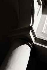 Dust (S. Hemiolia) Tags: light rome roma shadows ombra ombre column cloister luce chiostro colonne scarloallequattrofontane