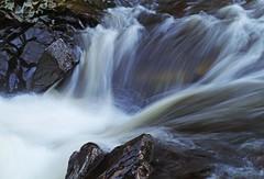 Killiecrankie waterfall (Niall Corbet) Tags: river scotland waterfall perthshire garry nts killiecrankie