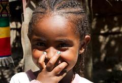 Falasha village.Woléka. North Ethiopia (courregesg) Tags: africa portrait village child jerusalem ethiopia enfant poterie afrique vestige juif ethiopie falasha betaisrael woleka