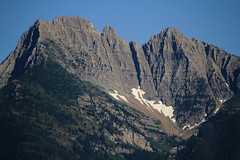 Tippy Top (berserkergangr) Tags: montana rockymountains stignatius missionvalley mountainrange mountaintops missionrange mountainpeak mountainsnow