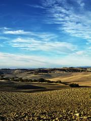 le crete 2 (Roberto Defilippi) Tags: landscape tuscany crete toscana paesaggio rodeos p7000 blinkagain