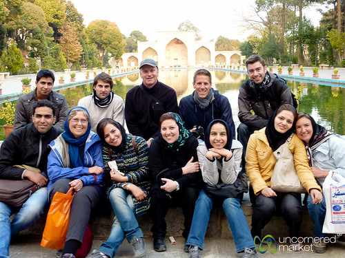 Iran Tour Group