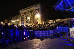 The BIG Switch On (Kettering Borough Council) Tags: cinderella kettering dannyyoung neilhamilton lighthousetheatre christinehamilton bigswitchon ketteringmarketplace christmasatkettering ketteringlightsswtichon