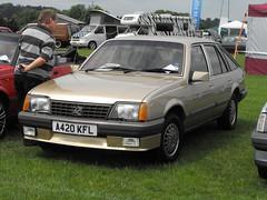 Vauxhall Cavalier - A420 KFL (Andy Reeve-Smith) Tags: gm cd cavalier luton vauxhall 2010 generalmotors lutonfestivaloftransport