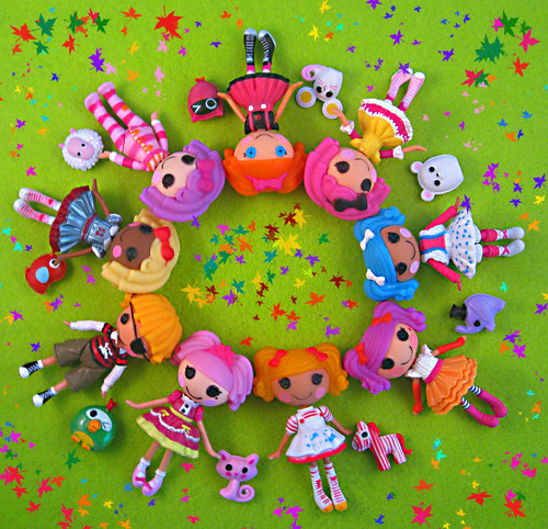 gallery for lalaloopsy background