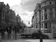 SW1 IR (Back, and to the left) Tags: uk trees blackandwhite bw london bigben camouflage infrared digitalinfrared woodeffect
