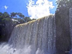 Salto Bosetti (Gaby Fil Φ) Tags: argentina puerto waterfall falls cataratas misiones iguazú iguaçu patrimoniodelahumanidad ph039 maravilladelmundo argenntina litoralargentino