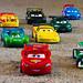 Cars 2 Race Cast