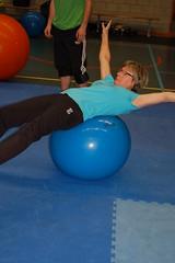 DSC_0133 (BBJJA) Tags: te met voor machelen leerkrachten wortstelen fitballen bijscholingsdag