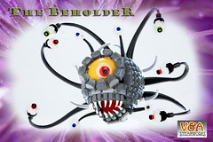 The Beholder HERO Photo (V&A Steamworks) Tags: castle classic monster lego dragons va manual dd steamworks dungeons beholder moc