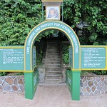 "Entrance to Gombe Stream National Park <a style=""margin-left:10px; font-size:0.8em;"" href=""http://www.flickr.com/photos/14315427@N00/6510794229/"" target=""_blank"">@flickr</a>"