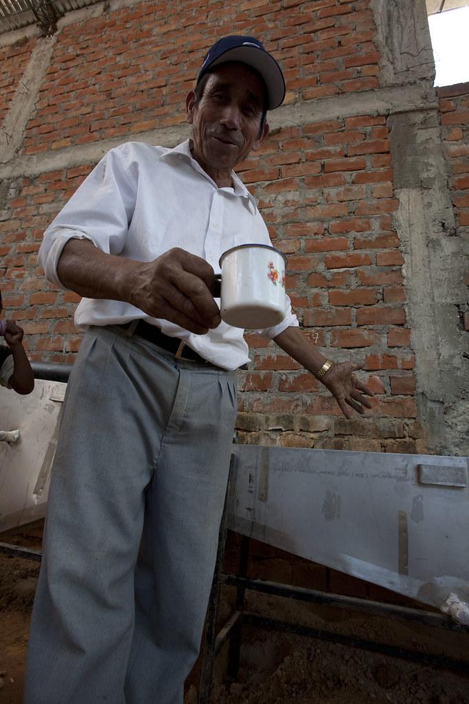 Agro-tourisme - Mise en place de la chaine d'extraction de jus de canne a sucre