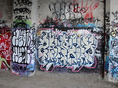 AEON / ZENPHONIK (Same $hit Different Day) Tags: graffiti bay south wf aeon igu wfk zenphonik