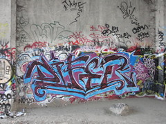 DIFER (Same $hit Different Day) Tags: graffiti bay south cym dtc difer