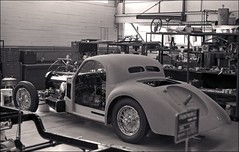The Restoration Shop (TWE42) Tags: nevada vehicles reno bugatti classiccars plusx garages canonftb restorations