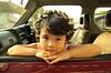 Preparing for Hari Raja ... (vil.sandi) Tags: girl car feast borneo curler brunei bandarseribegawan cantwait sultanat lockenwickler hairroller endoframadan hariraja