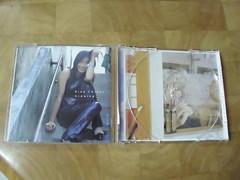 原裝絕版 1998年 6月10日 知念里奈 Rina Chinen Growing CD 原價  3059YEN 中古品 3