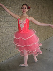 Spanish Tutu Commission (made by me worn by LG) (dancer Dallagio) Tags: ballet dance costume nutcracker donquixote tutu paquita kitri romantictutu customtutu spanishtutu professionaltutu