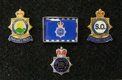 Sun Hill & Metropolitan Police Badges (Sun Hill Police Station) Tags: 3 london ford public code riot order transit vehicle british van emergency 187 patrol response thebill 176 sprinter sunhill canley itvthebill seirraoscar