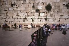 The Western Wall in Jerusalem (Normann) Tags: israel jerusalem praying jew westernwall wailingwall hakotel