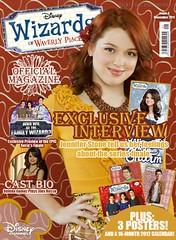 Wizards Of Waverly Place Magazine [Issue 4] (Mr.Gomez!) Tags: graphics magazines selenagomez justinrusso davidhenrie jaketaustin wizardsofwaverlyplace alexrusso maxrusso