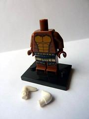 MInotaur (bigospedros) Tags: lego series6 collectableminifigs