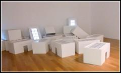 Exposition , sobre et épurée ... (photosylvia / silabox) Tags: museum culture musée exposition marco museo artcontemporain cultura vigo exposicion
