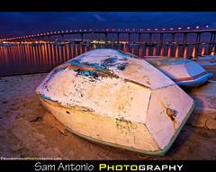 I am a Painter of Light! Coronado Bridge, San Diego (Sam Antonio Photography) Tags: california long