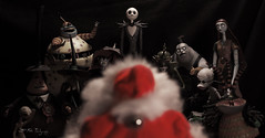 Surprised aren't you? (3rd-Rate Photography) Tags: canon movie toy 50mm action witch sally 7d figure jackskellington santaclause mummy timburton nightmarebeforechristmas behemoth neca themayor toyphotography sandyclaws clownwiththetearawayface doctorfinklestein underseagal harlequindemon earlware