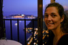 Me by the window (koalie) Tags: sea panorama water smile mediterranean view dusk balcony koalie villefranchesurmer ezevillage coraliemercier birthdayevening byvv06 byvlad geocity exif:iso_speed=800 exif:make=panasonic exif:focal_length=20mm camera:make=panasonic geostate geocountrys exif:lens=lumixg20f17 camera:model=dmcgh1 exif:model=dmcgh1 exif:aperture=ƒ18