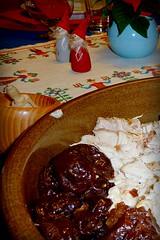 Xmas Pork and prunes (Jens Rost) Tags: xmas food dinner denmark essen comida diner mad christmaseve dnemark danmark cena roastpork nochebuena abendessen  christmasdinner middag juleaften prunes julemiddag kerstdiner  heiligabend kerstavond weihnachtsessen obiad  voedsel porkroast schweinebraten flskesteg cenadenavidad pruneaux     ywno     laveilledenol  cerdoasado alimentaires repasdenol svesker ciruelaspasas  ledner gedroogdepruimen  backpflaumen geroosterdvarken p1200599   wigiliaboegonarodzenia kolacjawigilijna  porcrti pieczonawieprzowina  suszoneliwki
