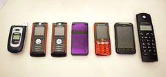 cellphone samsung smartphone motorola mobilephone vonage... (Photo: Jason Raish on Flickr)