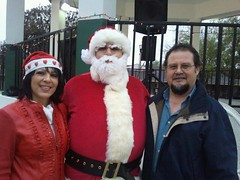 Commissioner Olga M. Noriega Christmas Party 2011 (City of Weslaco Texas, The Offical City Photos) Tags: m olga commissioner noriega