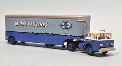 truck model lorry trailer removal