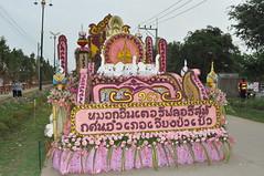 Parade floats (รถในขบวนแห่)