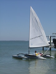 "Renting a Trimaran on Captiva • <a style=""font-size:0.8em;"" href=""http://www.flickr.com/photos/43501506@N07/6613961427/"" target=""_blank"">View on Flickr</a>"