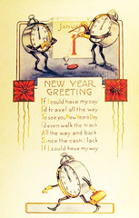 NewYearClocks (artzeechris) Tags: scrapbook scrapbooking handmade crafts note card greetingcard greeting crafting happynewyear hourglass pointsettia sandsoftime newyearsclocks january1pagecalendar