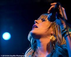 Grace Potter @ Antones (Kirk Stauffer) Tags: show music rock austin concert gig livemusic blues sxsw 2010 nocturnals gracepotter 31810 gracepotterandthenocturnals d700 sxsw2010 kirkstauffer antone's