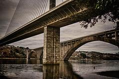 Pont de l'Iroise et Albert Louppe (Guillaume Moinard) Tags: nature canon 7d 100 soe hdr canonefs1755mmf28isusm qualitystructuresppf