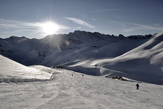 DSC_0543_F (anemirovskaya) Tags: winter sun snow ski france mountains tignes valdisere