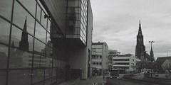 windows | fenster (panoramafan) Tags: bw white black analog bokeh sw weiss schwarz ilforddelta3200 photoscape ricohkr10x decluttr exakta28mm128mcmacro thefrayovermyhead