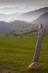 """Signs of the Alta Via • <a style=""""font-size:0.8em;"""" href=""""http://www.flickr.com/photos/55747300@N00/6650226017/"""" target=""""_blank"""">View on Flickr</a>"""