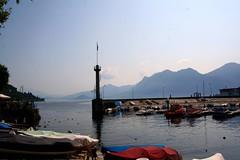 Lake Maggiore (Liam Cheasty) Tags: italy italia 2009 lakemaggiore verbania villataranto motorhometravel liamcheasty hymertheodyssey