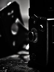 Rolleiflex Automat 6x6 (edwardconde) Tags: blackandwhite bw black pentax 2012 pentaxkx 50mmf17 p52 smcpm50mmf17 rolleiflexautomat6x6 edwardconde73