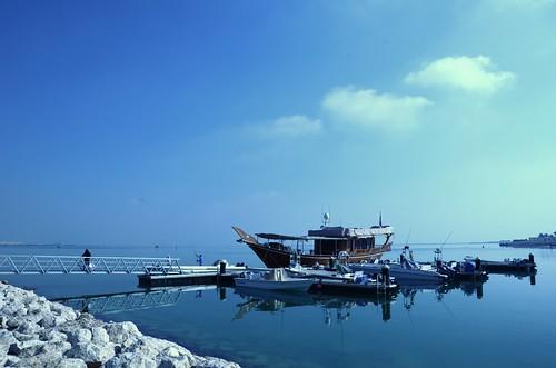 Al Khor - wharf 3 ©  Still ePsiLoN